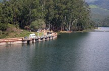 Kundala Dam and Lake