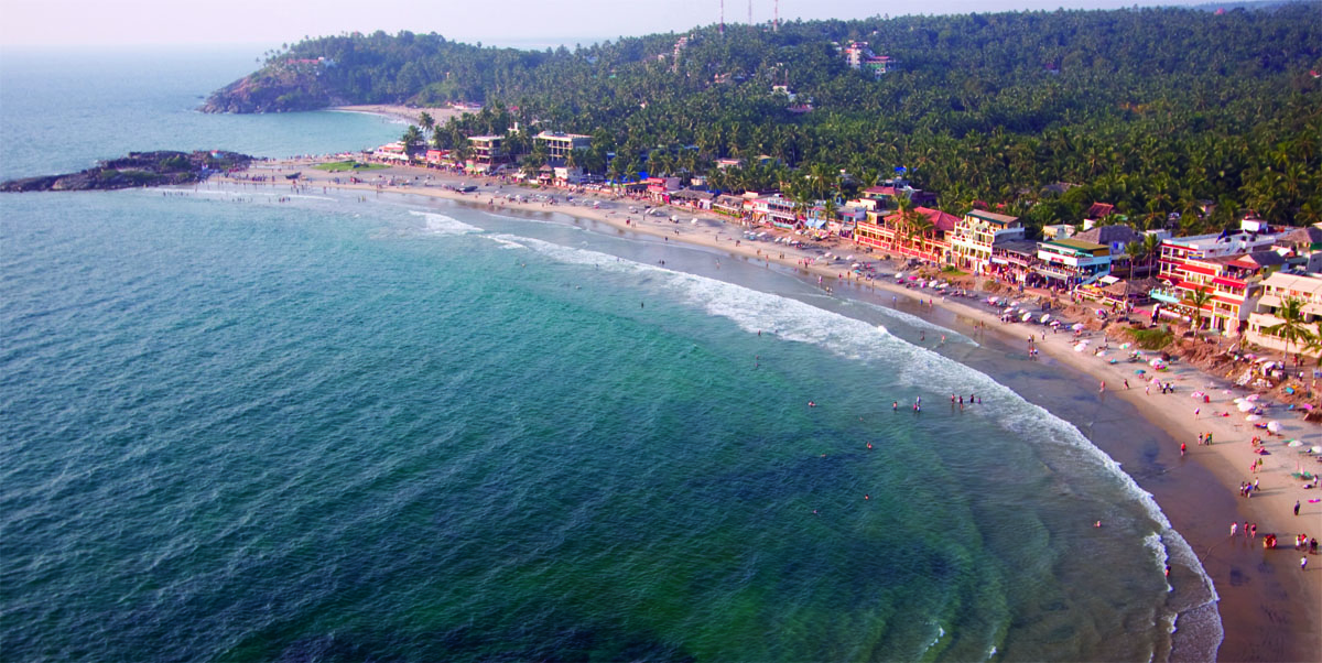 Kovalam Lighthouse Beach Hotels