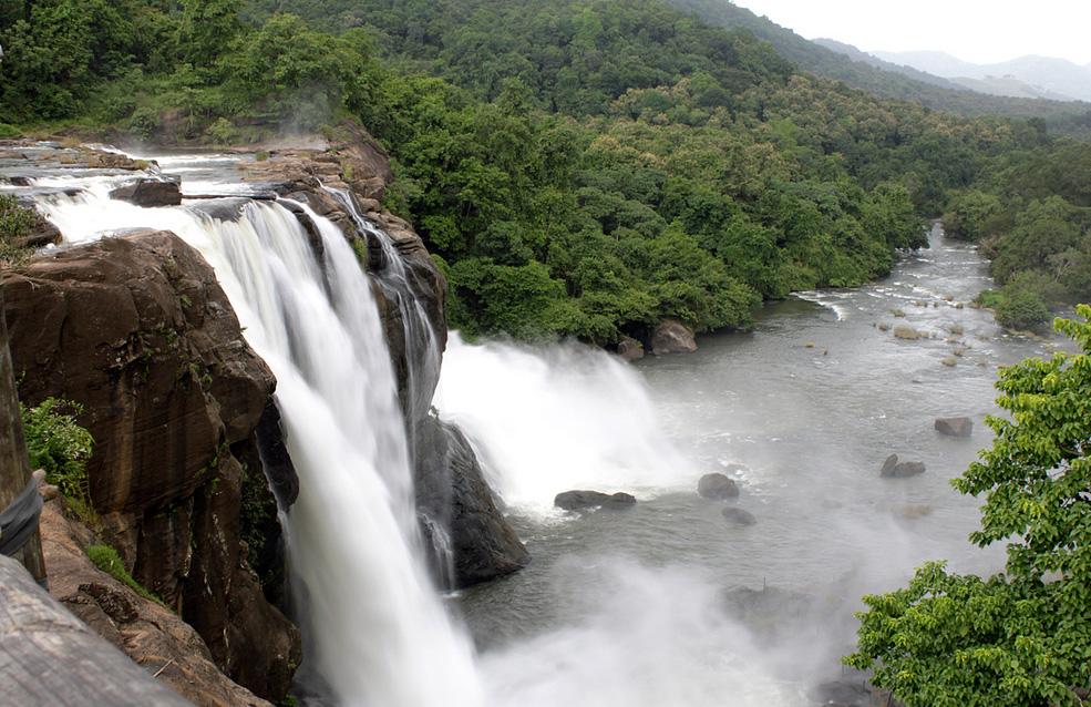 Munnar Waterfalls