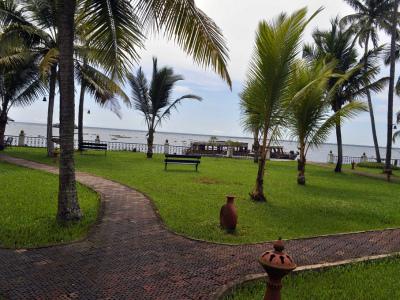 backwater resort