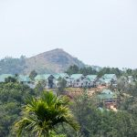 The Leef Munnar out view